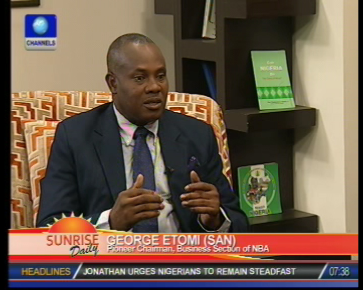 Lawyer says Nigeria's electoral system has improved