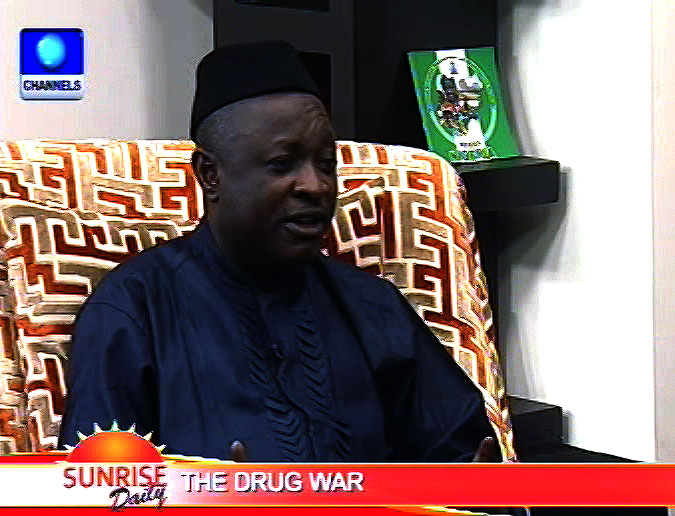 Drug War: Peddlers are now very desperate -MMIA NDLEA Commander