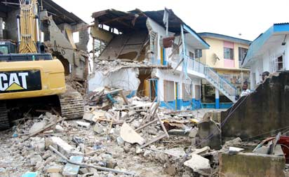 Expert Lists Factor Responsible For Building Collapse