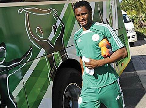 Mikel makes list of top 10 footballers in Africa