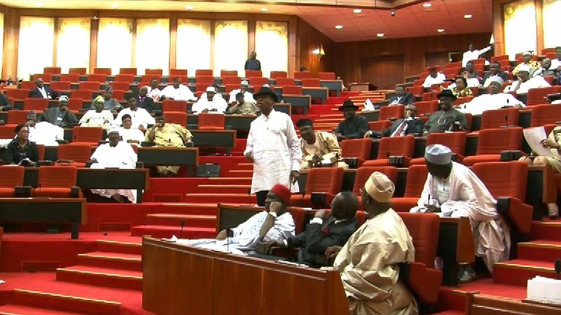 Senate considers barring public officials from foreign airlines