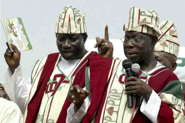 Media chat: You are wrong about Odi, Obasanjo tells Jonathan