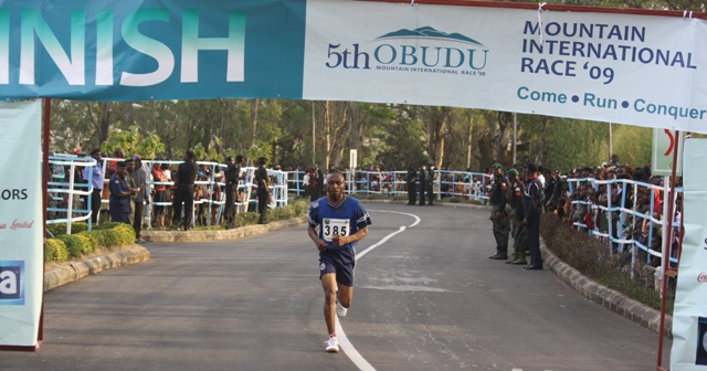 8th Obudu Mountain race to hold on Saturday