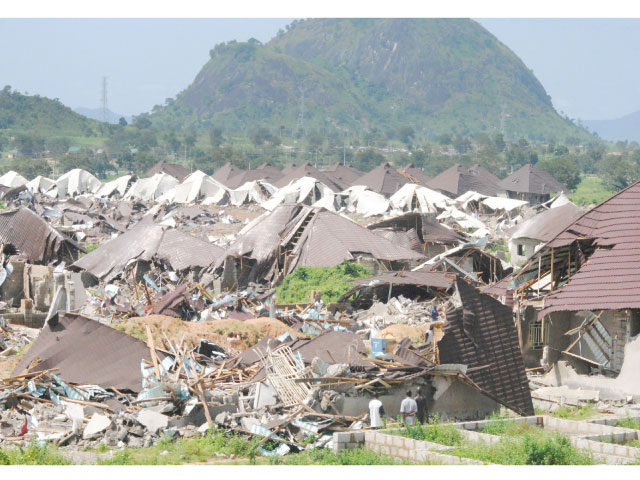FCT demolitions: Estate developers talk tough
