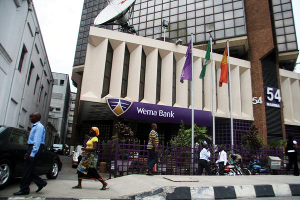 Wema bank to re-apply for national banking licence