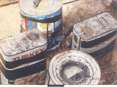 Security agents uncover bomb factory in Zaria