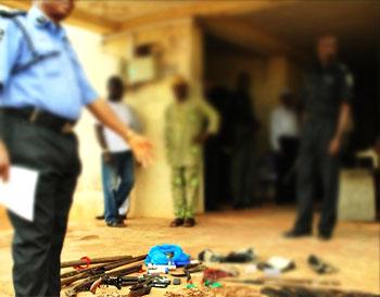 Niger Police arrests two suspected Boko Haram members