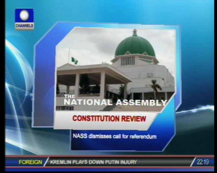 Constitution review: Lawmakers kick against calls for referendum