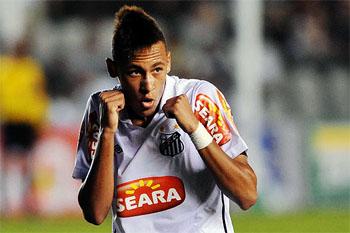 Brazil super kid; Neymar ends transfer speculations