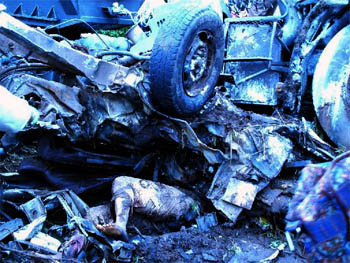 Auto crashes claim 12 lives in Ondo