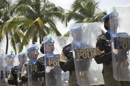 Gunmen attack anti-robbery squad headquarters in Abuja