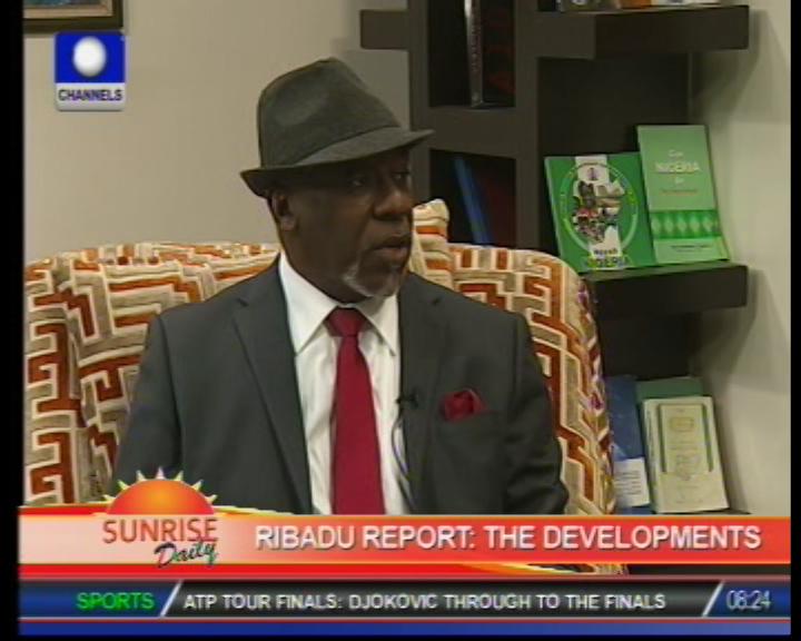 Ribadu revenue report is not complete – Femi Segun