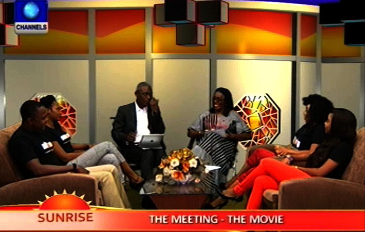 Rita Dominic, others speak on new movie – The Meeting
