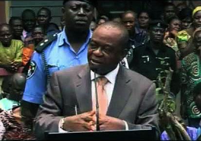 Abia Judiciary: Five new judges sworn in