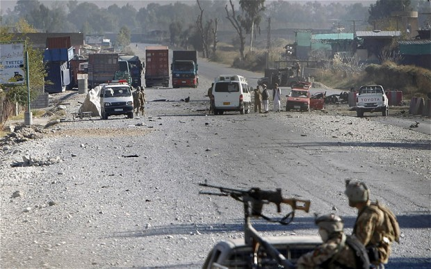 Indian Consulate In Herat, Afghanistan Attacked