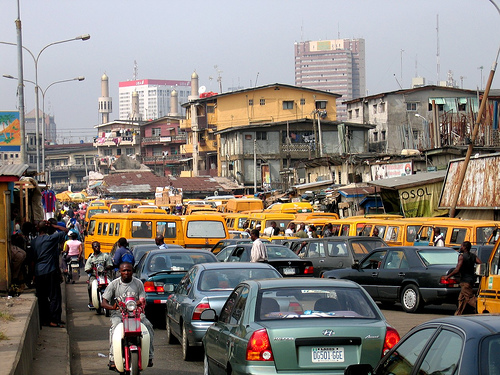 Lagos: Court sentences man convicted for traffic offence to 8 hours labour