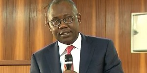Adoke on Criminal Justice Act