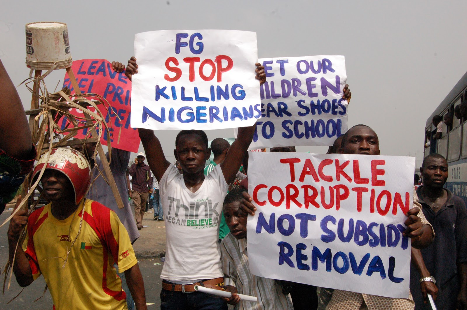 Compel Jonathan To Remove Fuel Subsidy, Man Asks Court