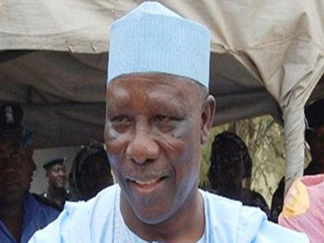 Yakowa's last assignment as governor