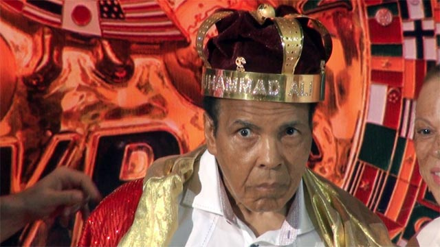 Muhammad Ali to be crowned king of boxing