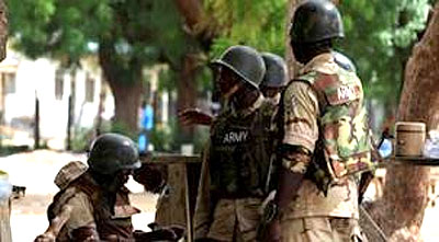 Security Agents Discover Bomb Factory in Kaduna