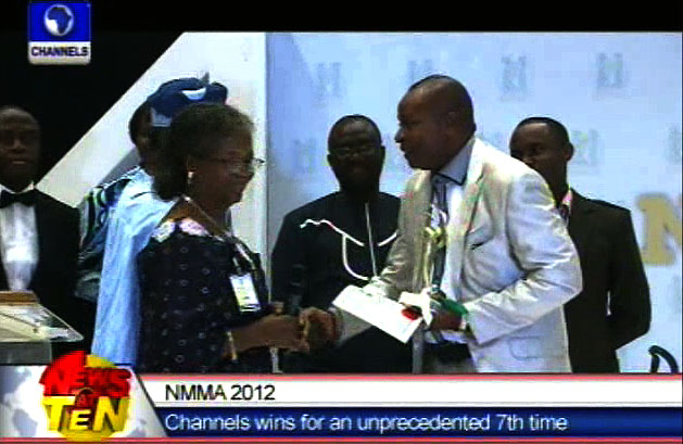 Channels TV Is Nigeria's Best Television Station For The Seventh Time