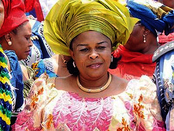 Bayelsa Air Mishap: First Lady Postpones Thanksgiving Event