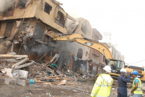What To Do When Your House Is Demolished