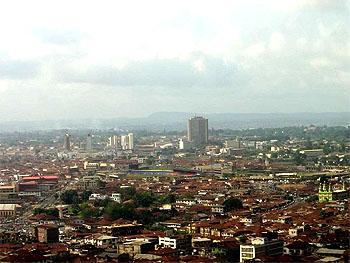 Gunmen Abduct General's Wife In Ibadan