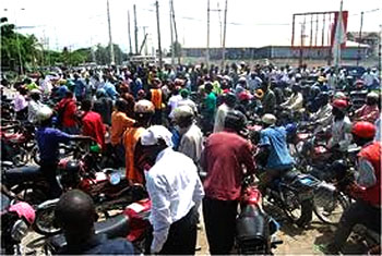 Kwara Govt. Approves Riders Uniform for Commercial Motorcycle