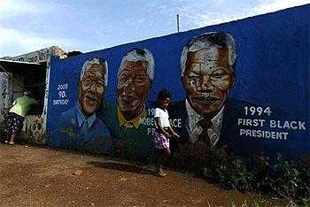 Mandela's Gallstone Surgery Successful — S'African Govt.