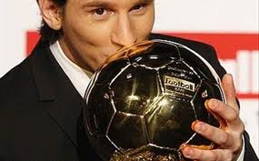 Wenger Says Messi Shouldn't Have Won Ballon d'Or Award For 2012
