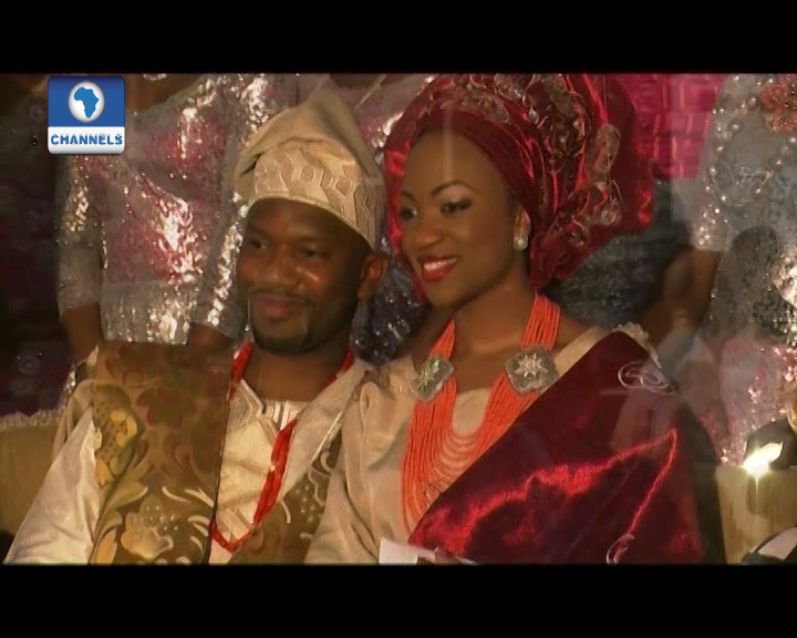 Femi Ashiru and Tanwa Thomas tie the knot