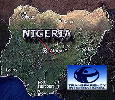 Transparency Int'l ranks Nigeria 35th most corrupt country