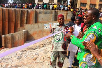 Obi flags off reconstruction of three bridges worth over N2 billion