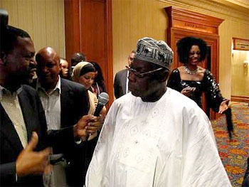 Obasanjo sues for peaceful election process in Ghana