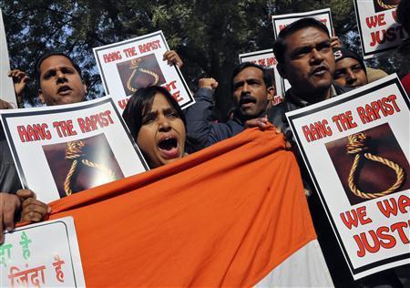 Indian Gang Rape Victim Dies In The Hospital