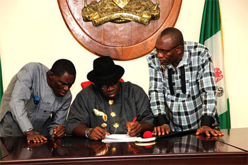 Dickson Approves Death Penalty For Kidnappers In Bayelsa