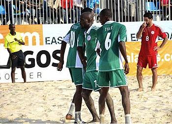 Sand Eagles Retain Copa Lagos Title