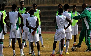 AFCON 2013:Distraction Is The Last Thing Eagles Need Now — Keshi