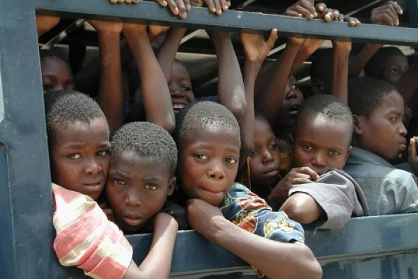 Police Nabs Child Traffickers in Niger State