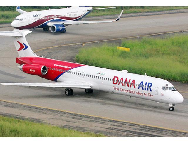 Dana Airline Suspended Again