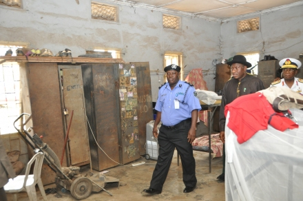 Visit To Police College: ACN Says Jonathan Missed The Point