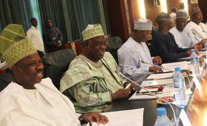 State Governors, FCT Share $1billion From Excess Crude Acct