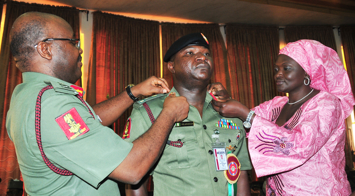 Army Chief Reassures on Nigeria's Security