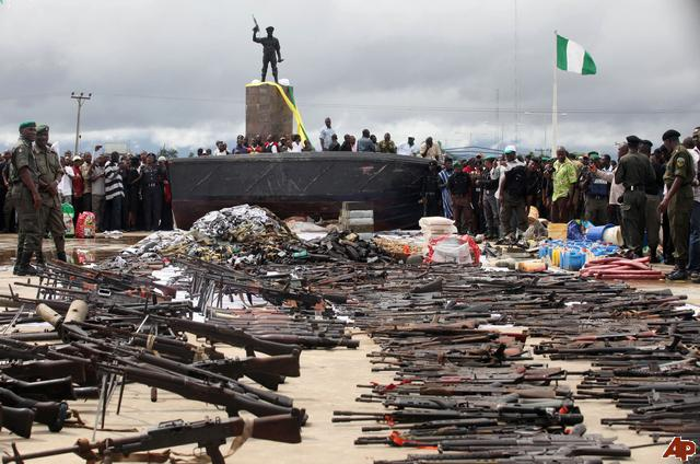 Community Demands Benefit From FG For Hosting Ex-militants