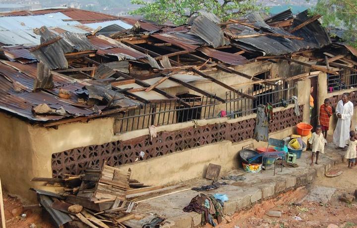 Rainstorm Destroys Houses in Omu Aran, Oke Ero Communities