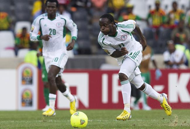 AFCON 2013: Nigeria Through To Quarter Finals