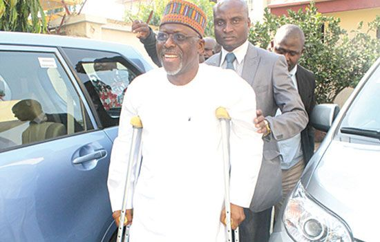 Kogi Governor To Recover in 3months