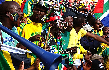 Afcon 2013: South Africa In Make Or Mar Situation